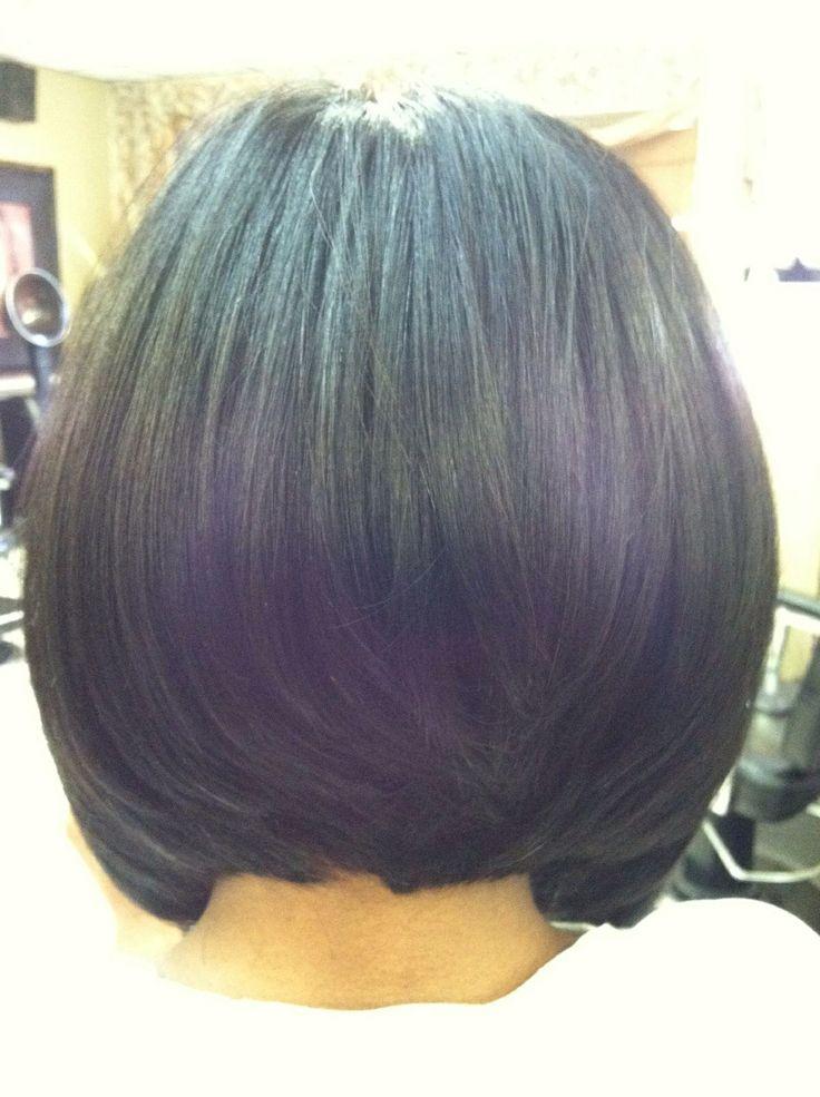 Full Sew in Weave Bob Hairstyles
