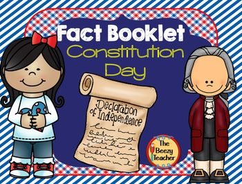 Constitution day worksheets for kindergarten
