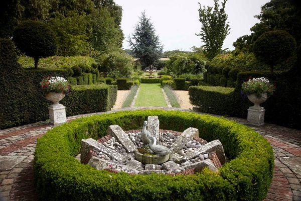 Landscape Design French Garden Topiary Pinterest