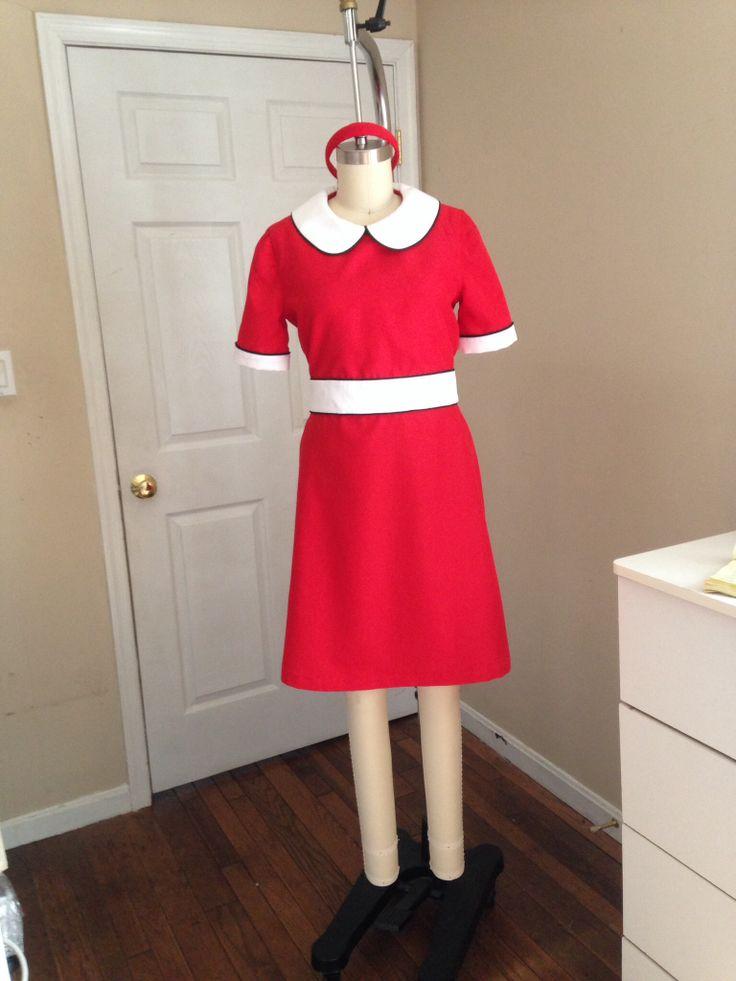 Little orphan annie dress costume rental information http www