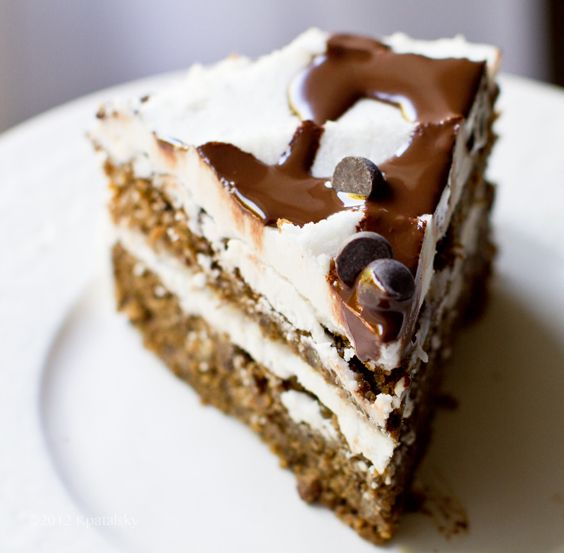Mocha Layer Cake. | My sweet treat collection | Pinterest