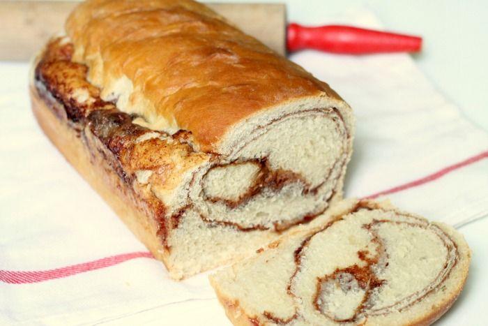 Cinnamon Bread Recipe. yummers!