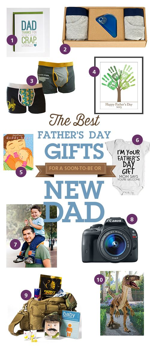 father day gifts for new dad