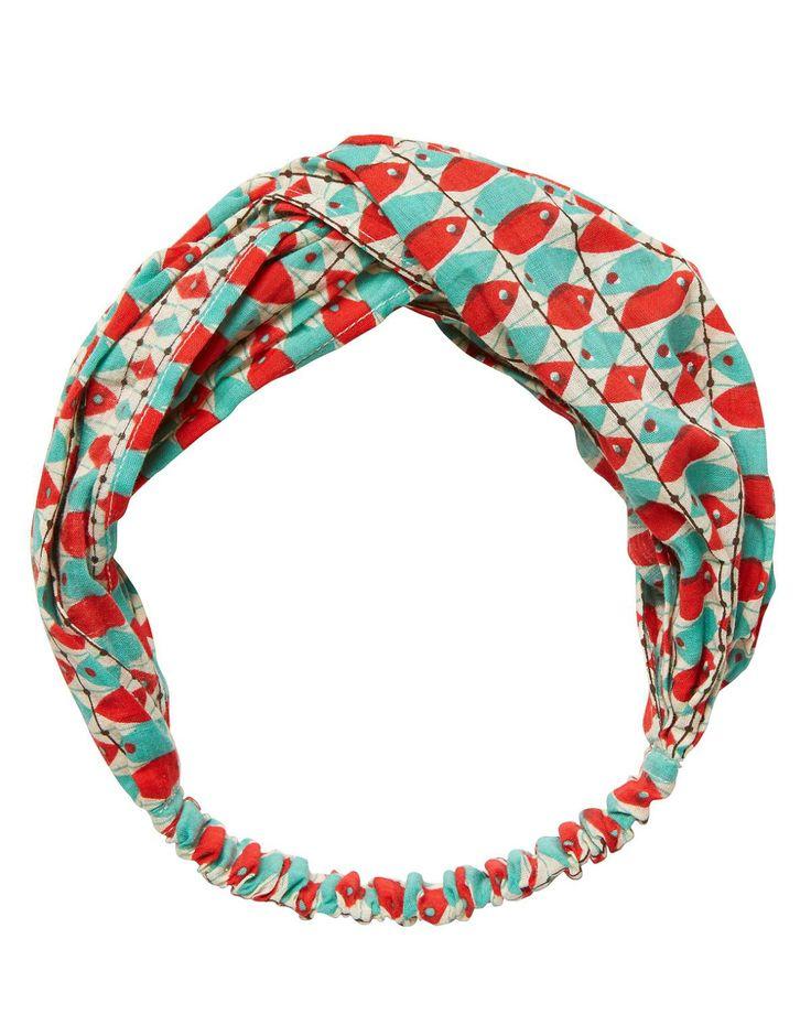 LIBBY hårband red | Headgear | Vantar & mössor | Accessoarer | INDISKA Shop Online