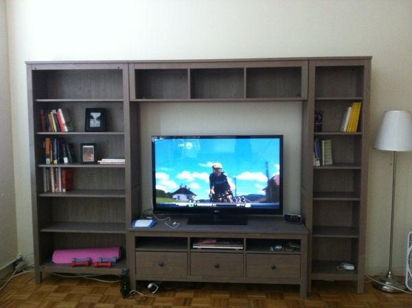 31 Extraordinary Ikea Hemnes Living Room Voqalmedia