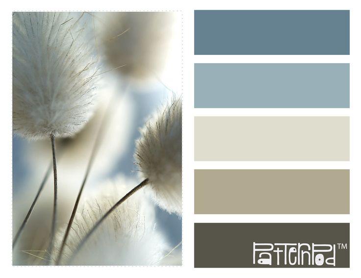 Patternpod Color Zen Calm Serenity Color Palettes