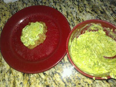 alysonhorcher.blogspot.com: Herbed Avocado Spread