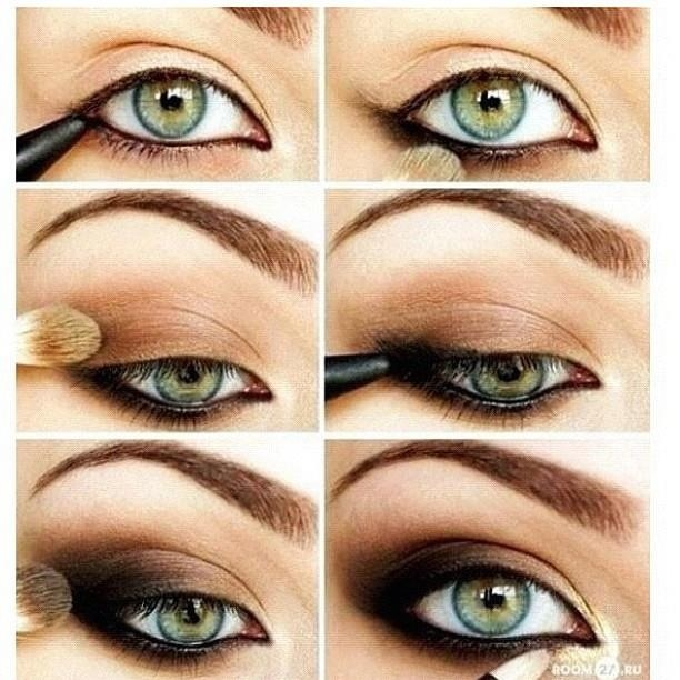 Eye-shadow tutorial. Get amazing deals on makeup and cosmetics to recreate the look