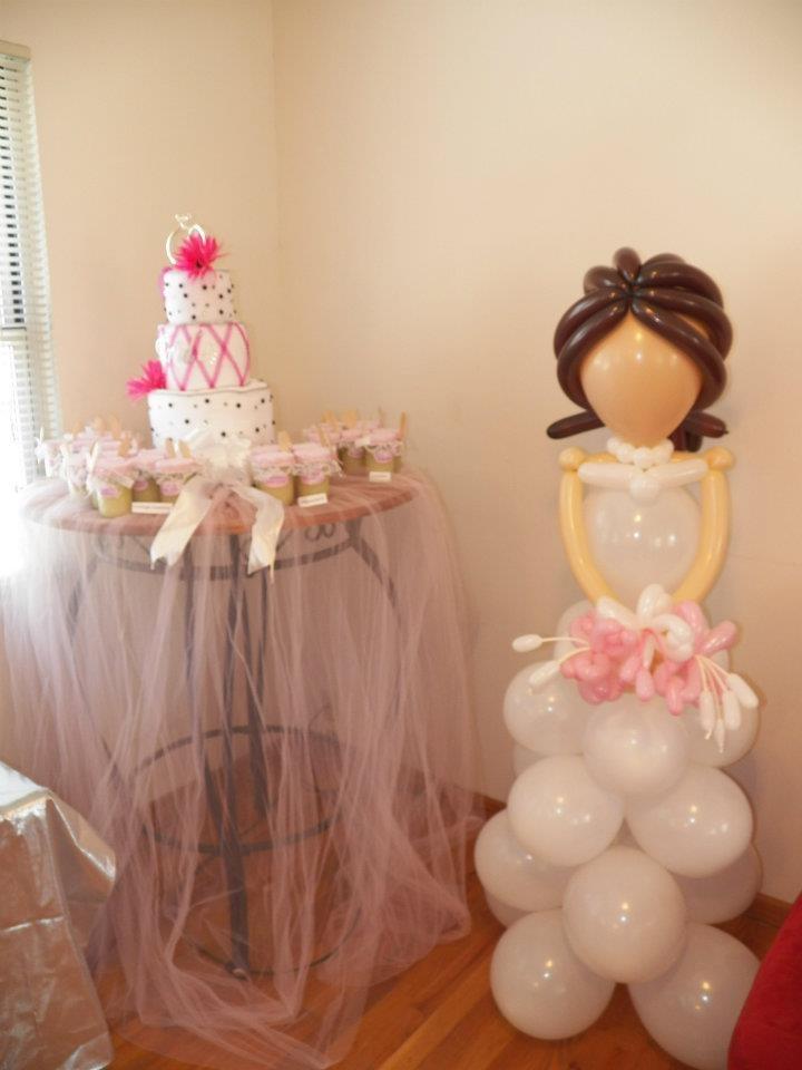 Bridal Idea Shower Wedding Decoration With Balloons 2017