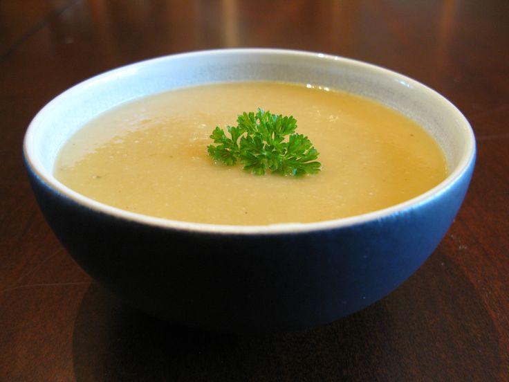 Celery Root Soup | AutoImmune Paleo Recipes | Pinterest