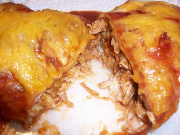 Texas Red Enchilada Sauce from Food.com: This sauce can be used with ...
