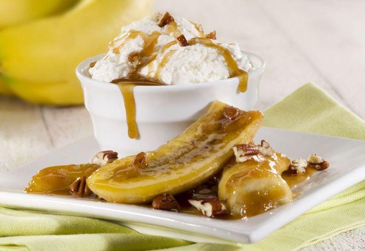 Dixie Crystals Recipe: Bananas Foster - I LOVE bananas foster. Also ...