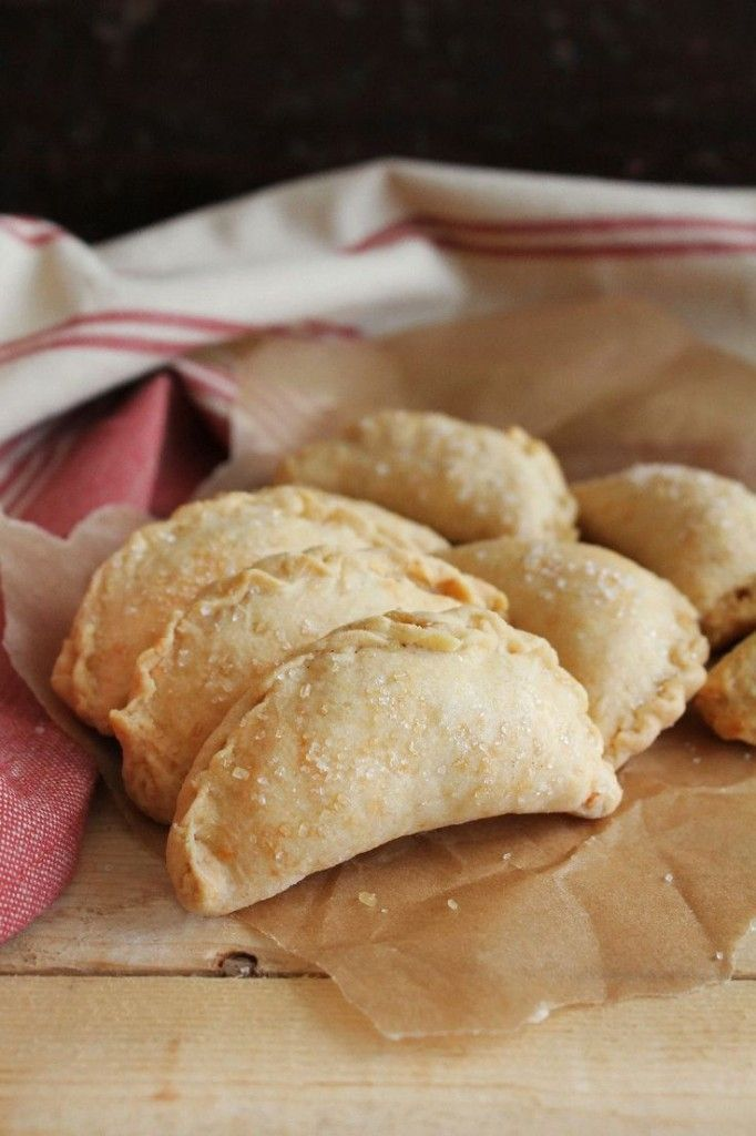 Apple Fried Pies Recipe | Cake and pie pops n stuff | Pinterest