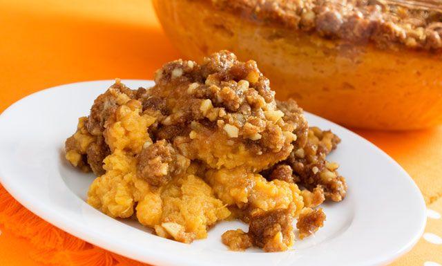 Bourbon Sweet Potatoes | Nu-Wave Oven Recipes | Pinterest