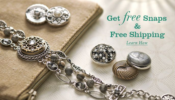 Ginger Snaps Jewelry - Gemstone Bracelet | Jewelry | Pinterest