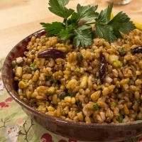 Universally Loved Barley Salad | Better Recipes | Pinterest