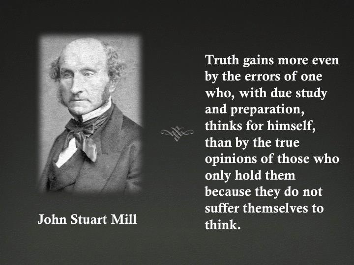 the philosophy on government by john stuart mills Liberty and education: john stuart mill's dilemma liberty, the journal of the royal institute of philosophy, april 1965 by edwin g west the term 'liberty' invokes.
