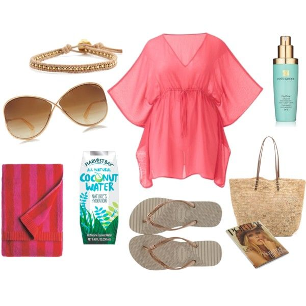 """beachbronze"" by lenahcaruana on Polyvore"