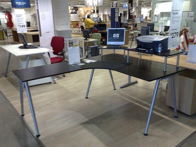 Standing Mirror Jewelry Armoire Ikea ~ corner desk