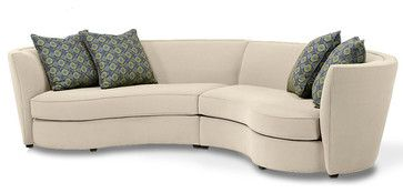 Joel Sectional modern sectional sofas | Queen's Palace | Pinterest