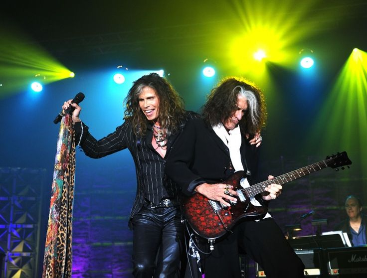 Steven Tyler And Joe Perry | GRAMMY.com