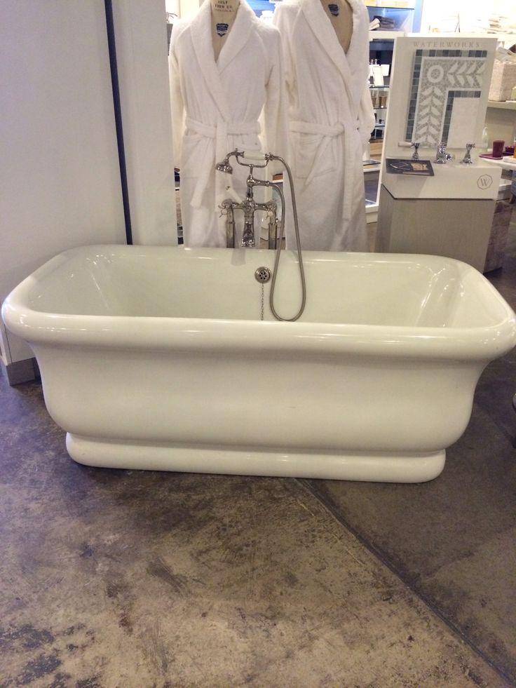 Deep Tub Bath And Shower Pinterest