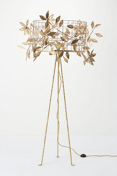 Vertical Garden Lamp #anthropologie