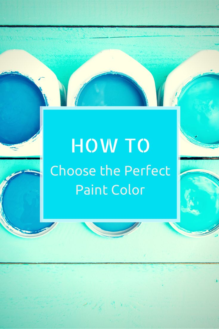 Select paint colors like a pro with these simple tips.