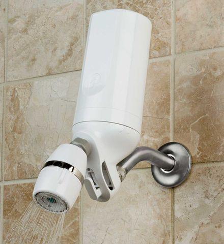 three stage shower filter remodeling tips pinterest. Black Bedroom Furniture Sets. Home Design Ideas