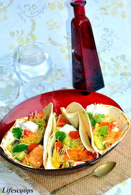 Grilled Fish Tacos | Lifescoops (Recipes from my blog:LifeScoops) | P ...