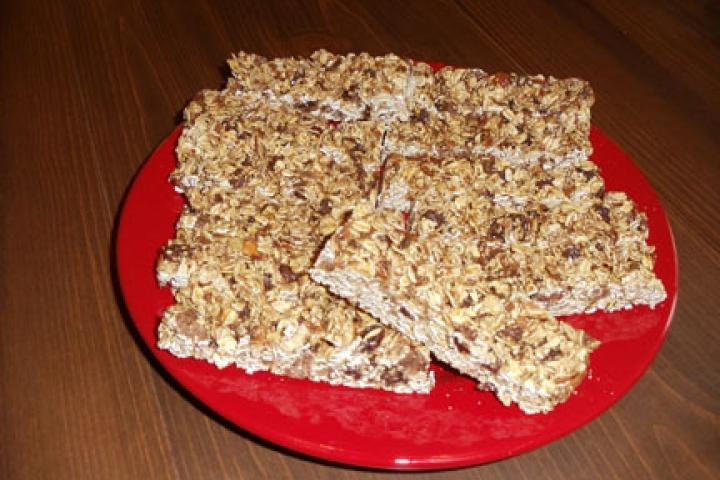 looks delicious! Big Sur High Power Bars | food | Pinterest