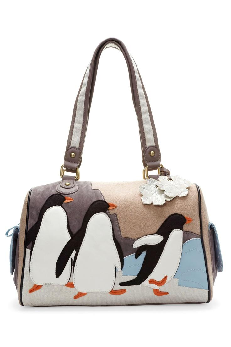 Penguin Bag Get Life