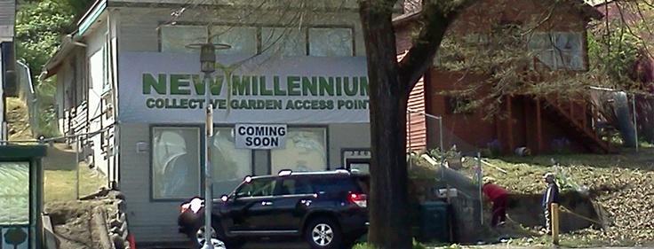 New Millennium – Seattle Rainier ave