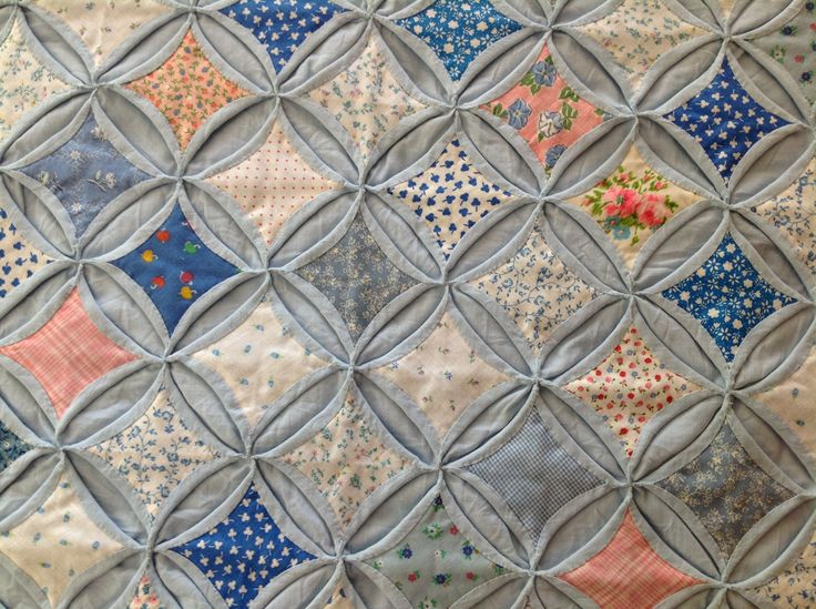 Cathedral window quilt quilts and patchwork pinterest for Window quilts