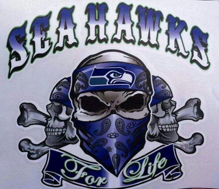 Seahawk vector