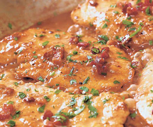 Chicken Marsala with Pancetta & Cream | Oh My Tummy...Yummy | Pintere ...