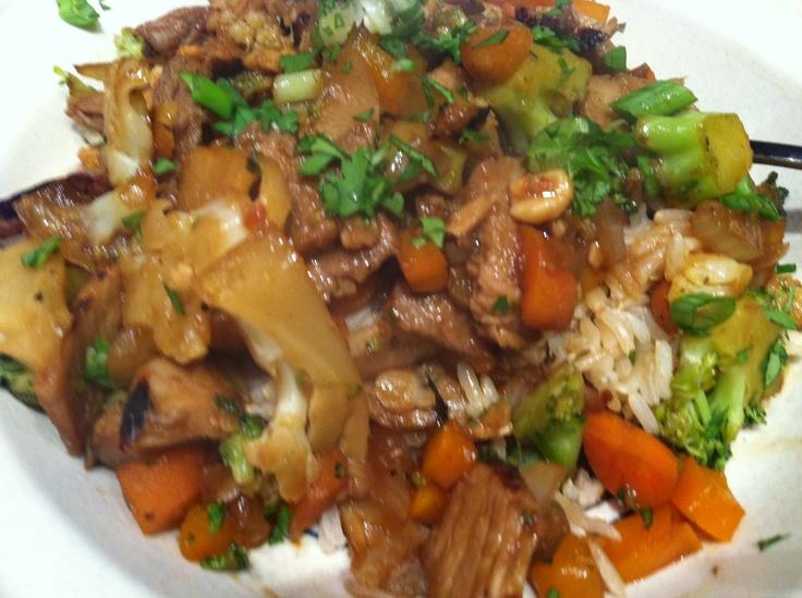 Stir-Fry Pork With Ginger Recipes — Dishmaps