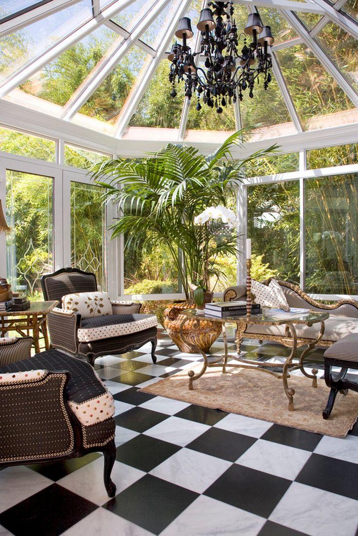 Sunroom Idea Conservatory Pinterest
