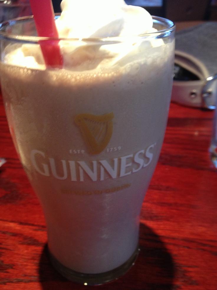 Irish Beer Shake: Guinness, Jameson and chocolate ice cream? Red Robin ...