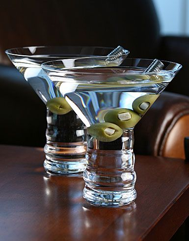 the perfect martini | Crystal | Pinterest