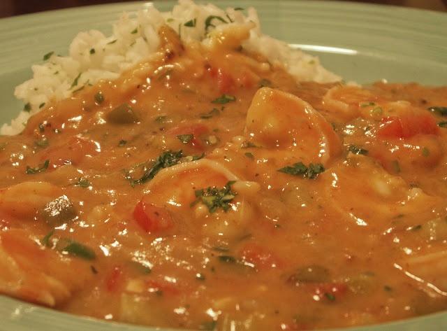 Shrimp Etouffee Recipe | Nola Cuisine - This was amazing! Went ahead ...