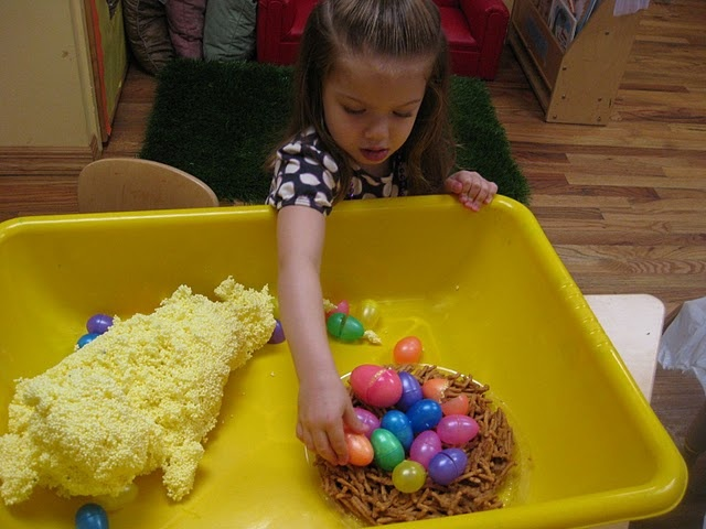 edible birds nest | Jewish Preschool | Pinterest