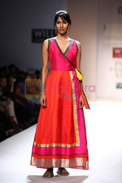 at Wills Lifestyle India Fashion Week Autumn Winter 2012