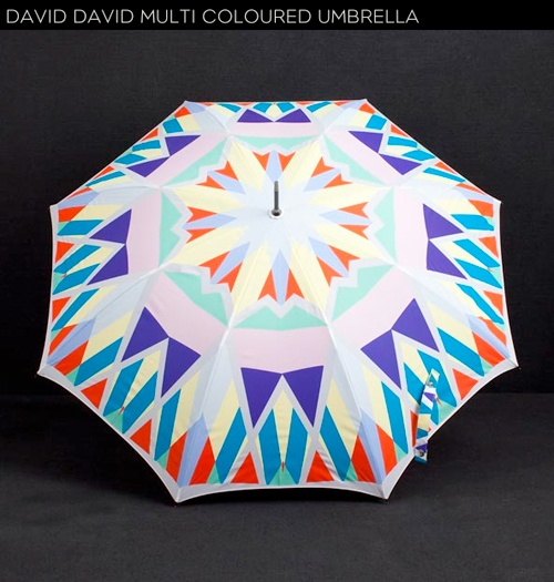 mosaic umbrella | Fog Line Wishlist | Pinterest