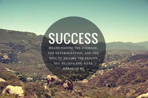 definition of success motivational quotes bible