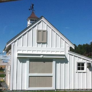 Barn Guest House Garage Pinterest