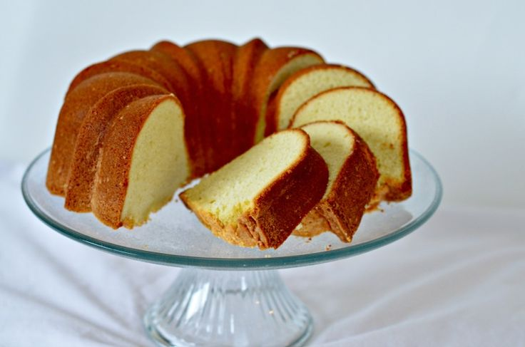 Elvis Presley's Favorite Pound Cake - Home in the Finger Lakes