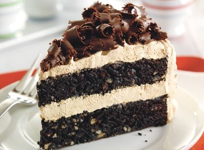 Mocha Fudge Cake | Some call it Heaven | Pinterest