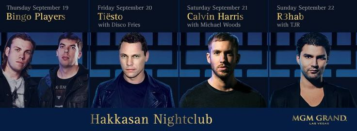 hakkasan las vegas memorial day weekend 2015