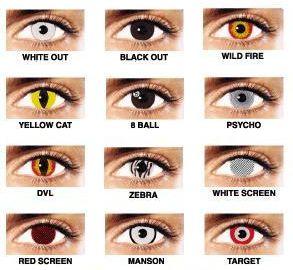 halloween eye contacts reviews halloween contact lenses prescription